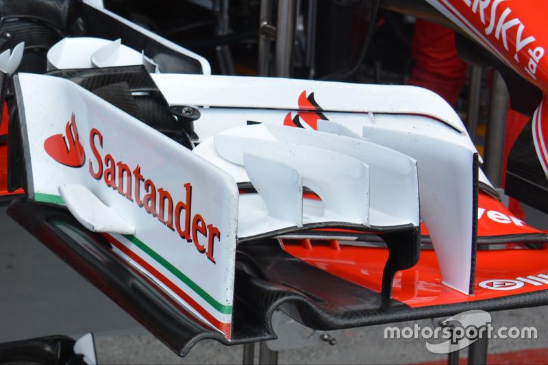 Деталь Ferrari SF16-H
