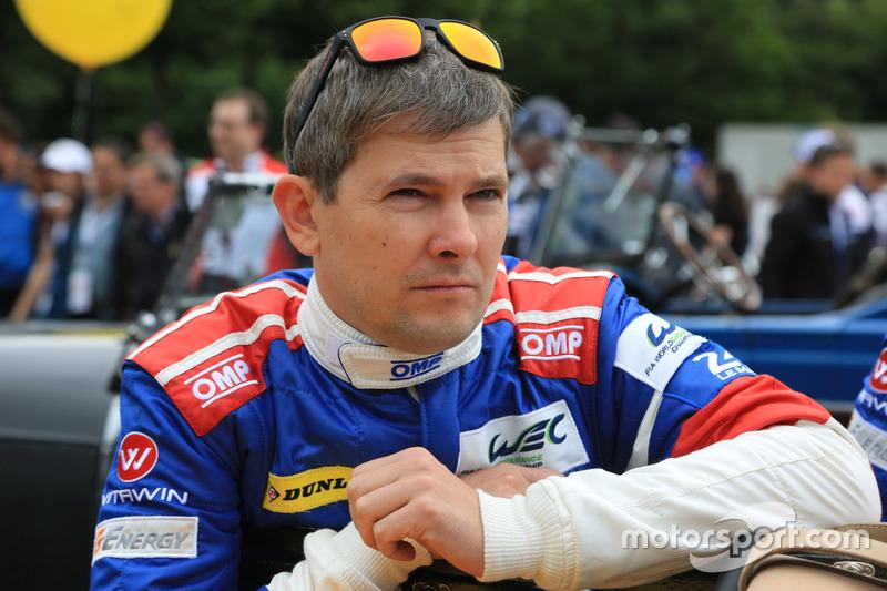 #37 SMP Racing BR01 Nissan: Kirill Ladygin