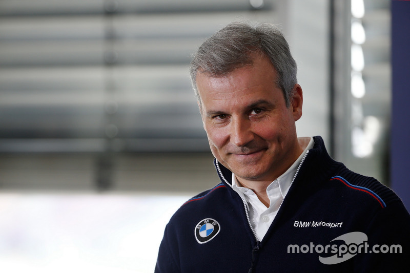 Jens Marquardt, BMW Motorsport Director.