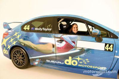 Australian Rally Championship: presentazione Molly Taylor