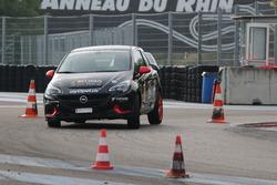 Thierry Kilchenmann, Opel Corsa OPC, Belwag Bern Racing Team