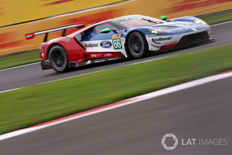 7. GTE-Pro: #66 Ford Chip Ganassi Racing, Ford GT