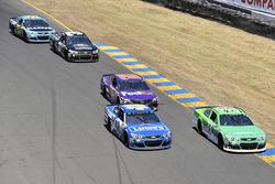 Jimmie Johnson, Hendrick Motorsports Chevrolet, Boris Said, Circle Sport – The Motorsports Group Chevrolet, Circle Sport / TMG Chevrolet SS