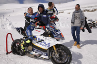 Emilio Zamora, Avintia Racing MotoGP with Loris Baz and Hector Barbera