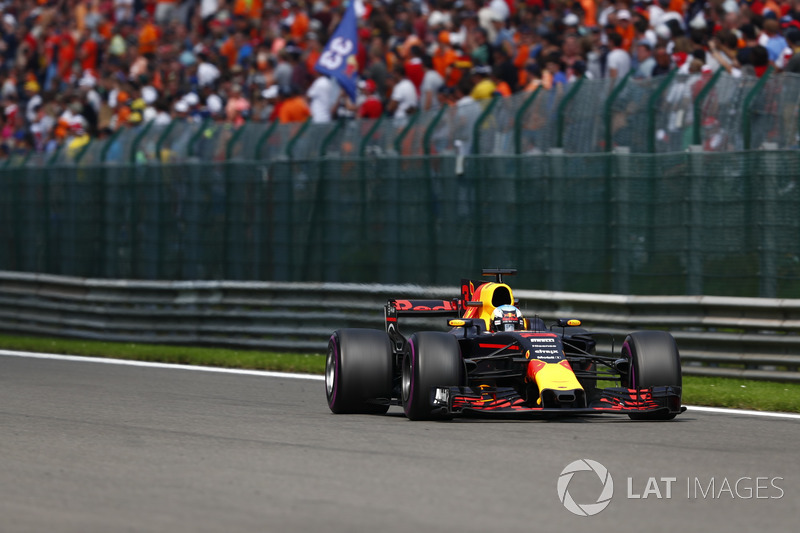 5 місце - Даніель Ріккардо, Red Bull