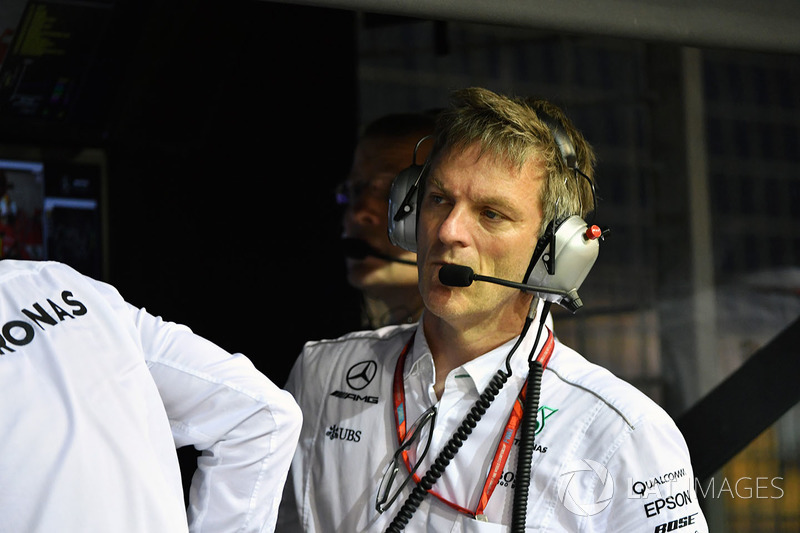 James Allison, Mercedes AMG F1, Technischer Direktor
