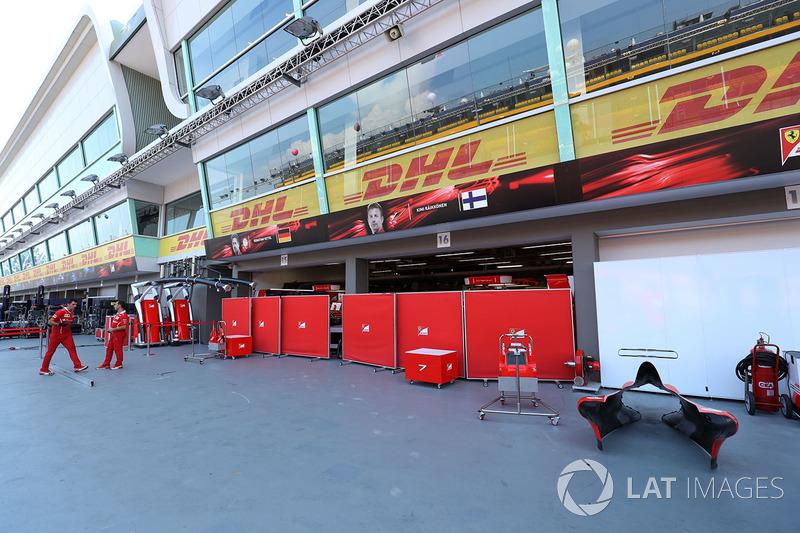 Ferrari: Garage