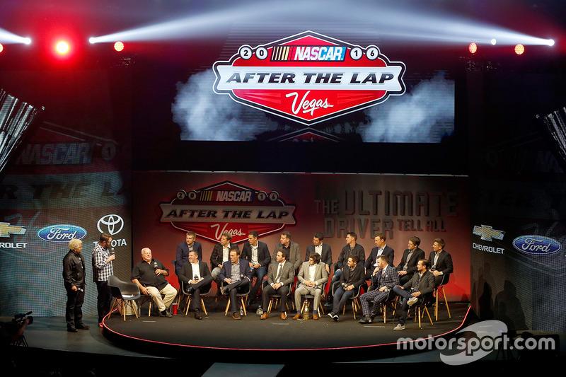 NASCAR después de la vuelta