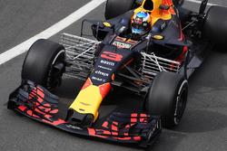 Daniel Ricciardo, Red Bull Racing RB13, aero sensors