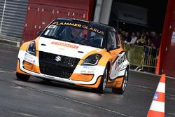 Patrick Flammer, Suzuki Swift Evo, Flammer Speed Team