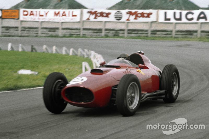 1957: Peter Collins, Lancia Ferrari 801