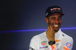 Segundo, Daniel Ricciardo, Red Bull Racing