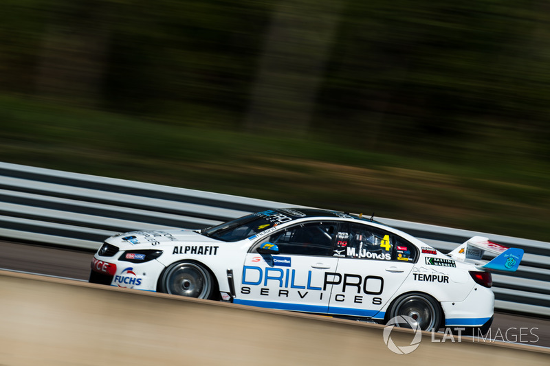 Macauley Jones, Brad Jones Racing Holden