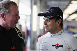 Martin Brundle, Felipe Massa, Williams