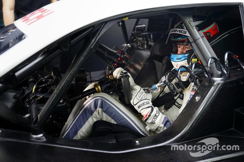 #3: Paul di Resta (HWA-Mercedes)