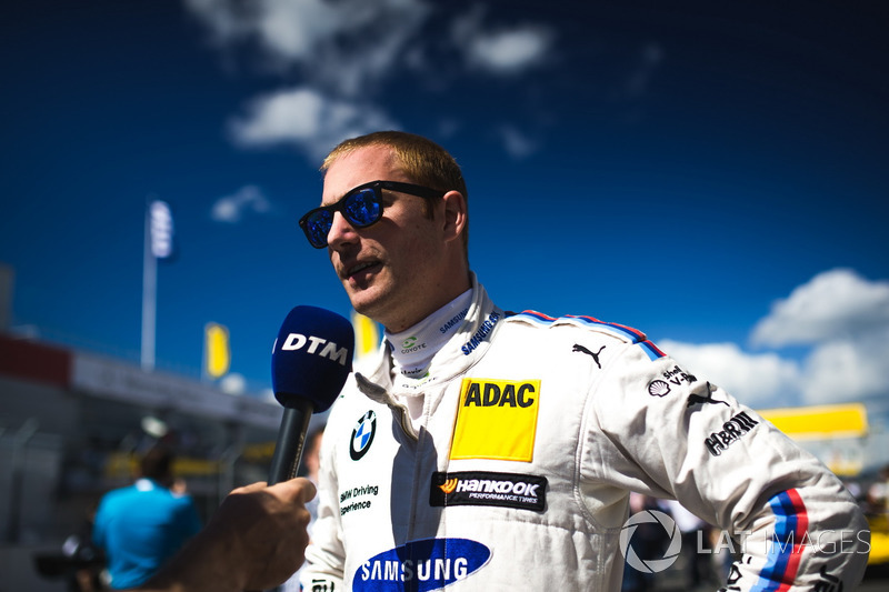 Максим Мартен, BMW Team RBM, BMW M4 DTM