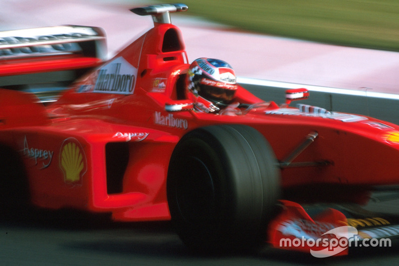 #20 GP du Japon 1998 (Ferrari F300)