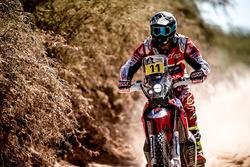 №11 Monster Energy Honda Team: Хоан Барреда Борт