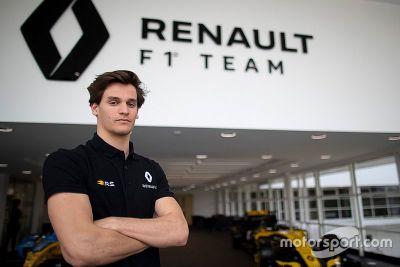 Leonardo Lorandi, pilote affilié Renault Sport