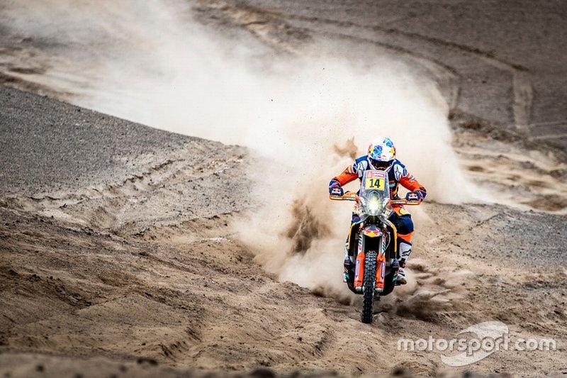 #14 Red Bull KTM Factory Racing KTM: Сем Сандерленд