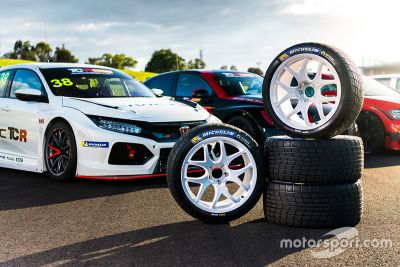 TCR Australia Michelin Announcement