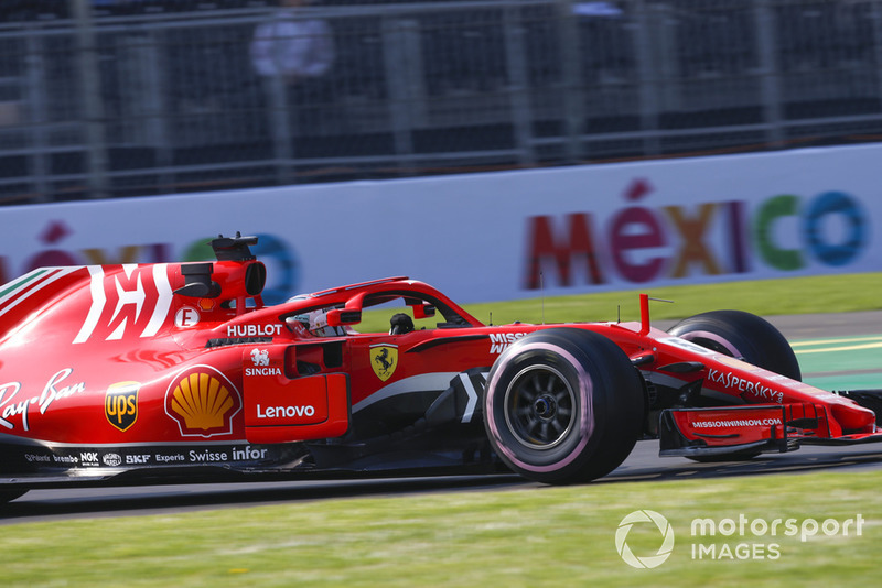 Sebastian Vettel, Ferrari SF71H 1