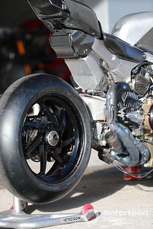 Ducati Paniagle V4 R, Aruba.it Racing-Ducati SBK Team