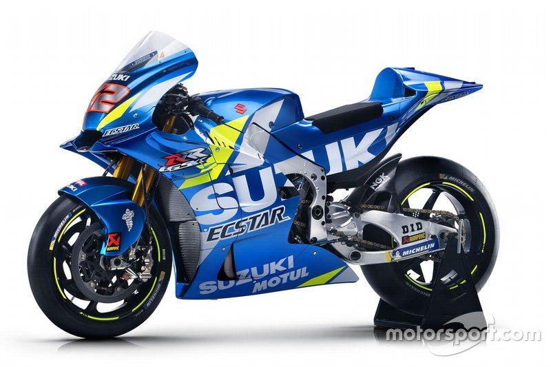 Team Suzuki Ecstar - Álex Rins