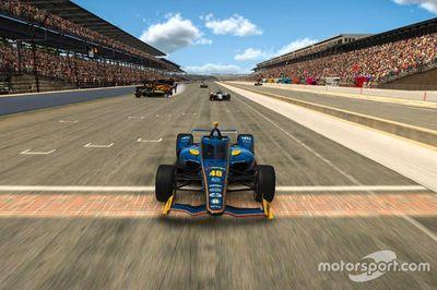 Indycar iRacing Challenge: Indianapolis