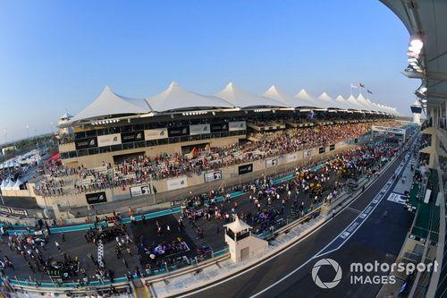 Liveblog - De tweede vrije training voor de Grand Prix van Abu Dhabi