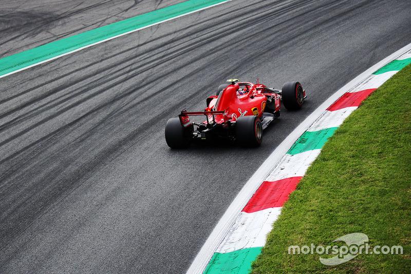 Кімі Райконен, Ferrari SF71H