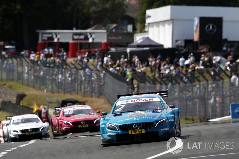 02. Gary Paffett, Mercedes-AMG Team HWA, Mercedes-AMG C63 DTM