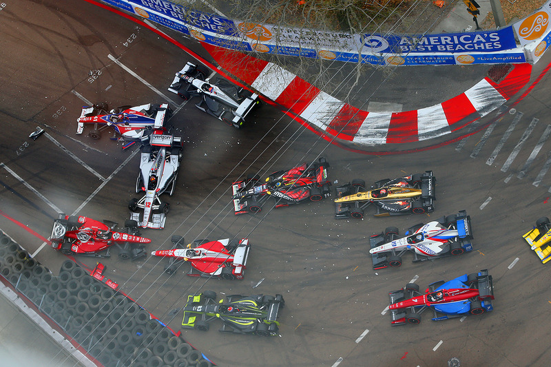 Openingsrace IndyCar