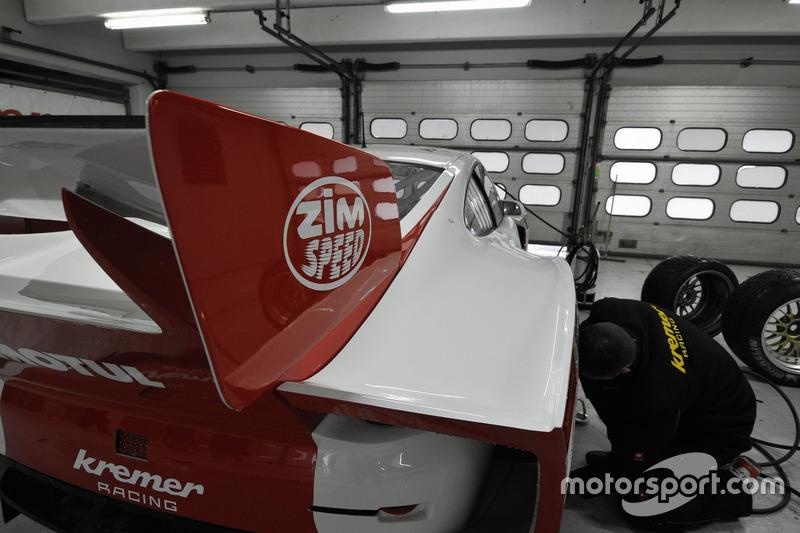 Презентація: Kremer Racing 997 K3
