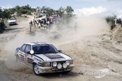 Safari Rally de Kenia
