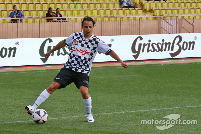 Felipe Massa - São Paulo, AC Milan en FC Barcelona