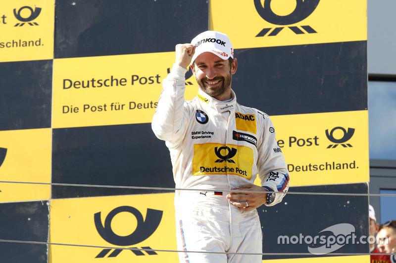 Red Bull Ring (Carrera 2): Timo Glock, BMW Team RMG, BMW M4 DTM