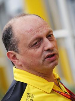 Фредерік Вассьор, керівник Renault Sport F1 Team