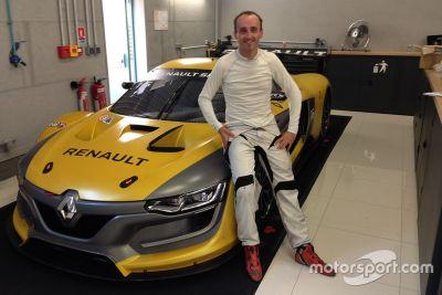 Kubica Renault Sport Trophy announcement