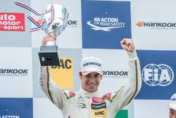 Podium: Lance Stroll, Prema Powerteam, Dallara F312 - Mercedes-Benz