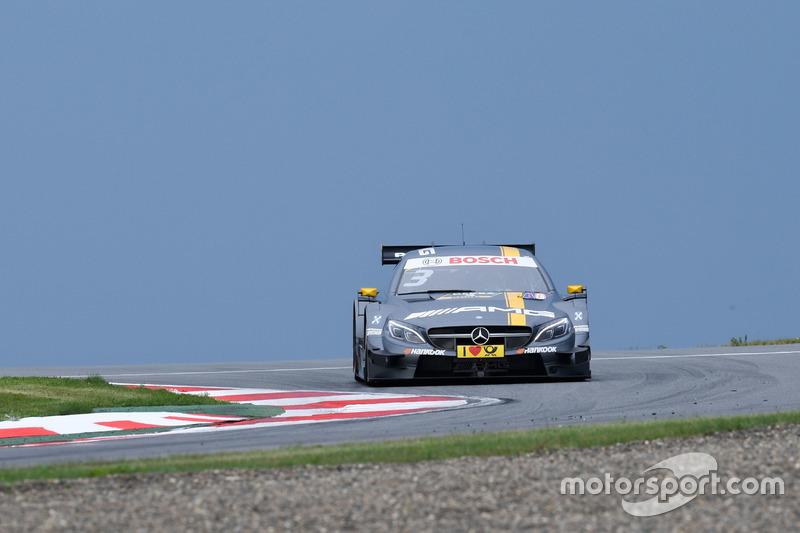 20. Paul Di Resta, Mercedes-AMG Team HWA, Mercedes-AMG C63 DTM