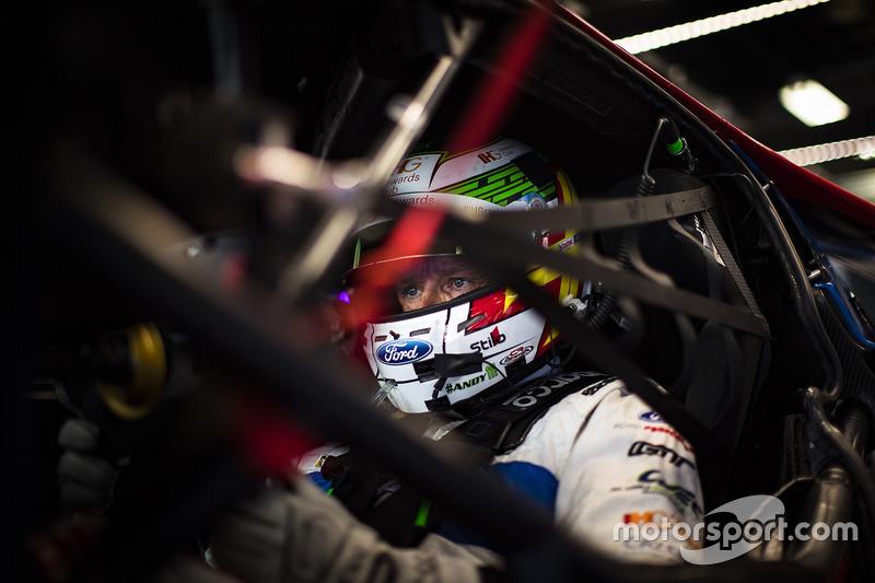 Andy Priaulx, Ford Chip Ganassi Racing Team UK