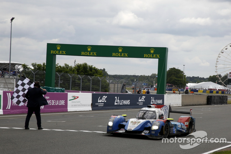 7th: #37 SMP Racing BR01 Nissan: Vitaly Petrov, Viktor Shaytar, Kirill Ladygin