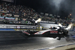 Steve Torrence, Brittany Force