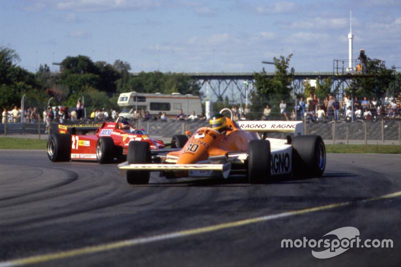 1981: Гран При Канады, Ferrari 126CK