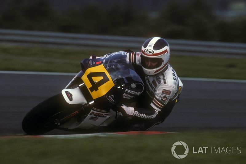 Freddie Spencer, 1985 Honda NSR500