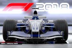 2003 Williams FW25