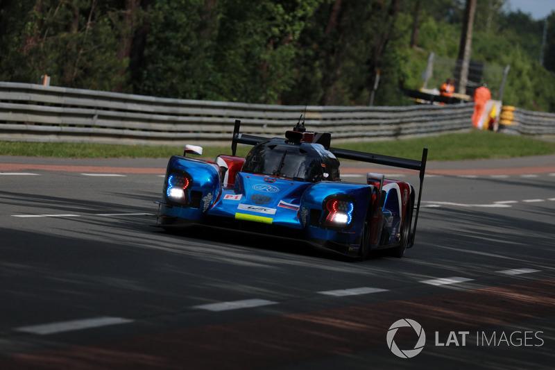 7. LMP1: #11 SMP Racing, BR Engineering BR1