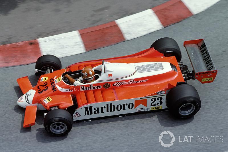 Alfa Romeo 179 (1979-1980)