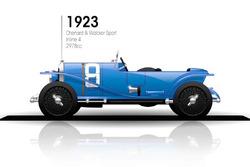 1923 Chenard & Walcker Sport